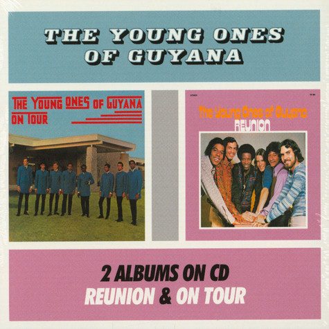Young Ones Of Guyana, The - On Tour / Reunion