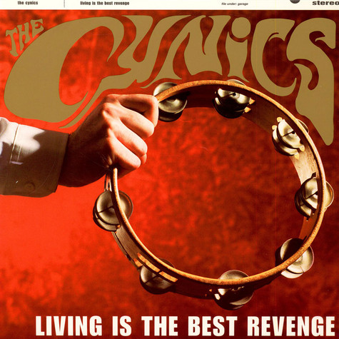 Cynics, The - Living Is The Best Revenge Colored Vinyl Edition