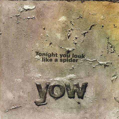 David Yow - Tonight You Look Like A Spider