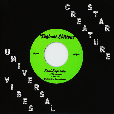 Soul Supreme - The Message & Umi Says