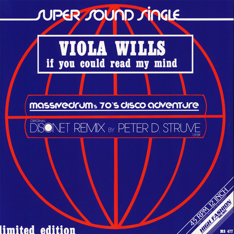 Viola Wills - If You Could Ready My Mind