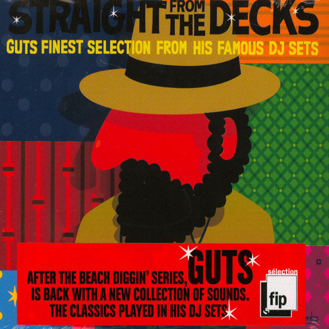 Guts - Straight From The Decks