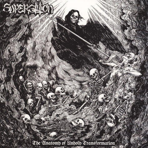 Superstition - The Anatomy Of Unholy Transformation