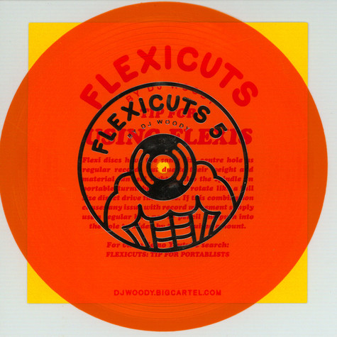 DJ Woody - Flexicuts 5