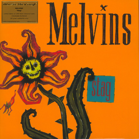 Melvins - Stag Colored Vinyl Edition