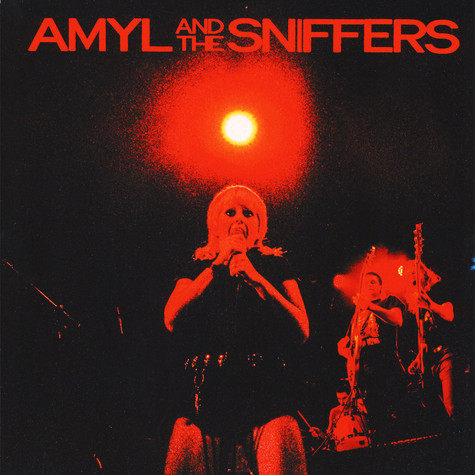 Amyl And The Sniffers - Big Attraction & Giddy Up Black Vinyl Edition