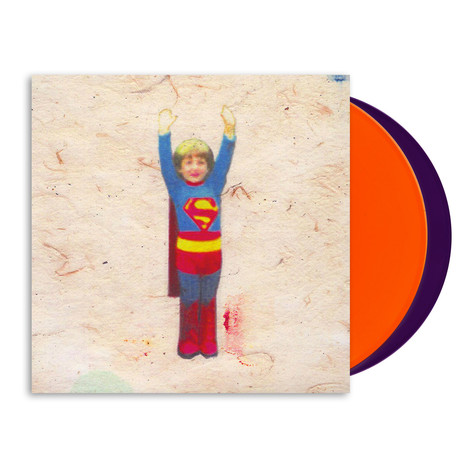 Jehst - The Dragon Of An Ordinary Family HHV Exclusive Orange And Purple Vinyl Edition