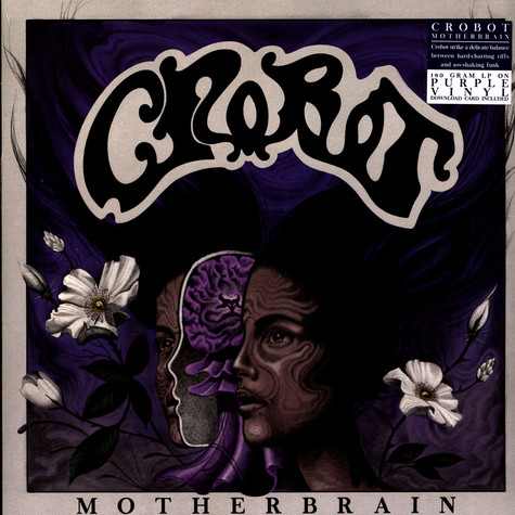 Crobot - Motherbrain Dark Purple Vinyl Edition