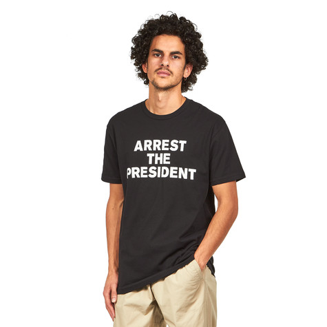 Okayplayer - Arrest The President T-Shirt