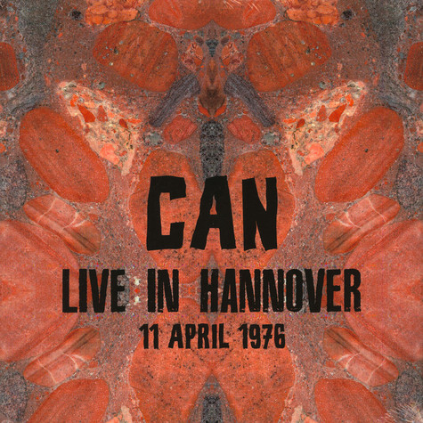 Can - Live In Hannover 1976