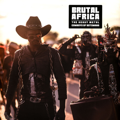 V.A. - Brutal Africa - The Heavy Metal Cowboys Of Botswana