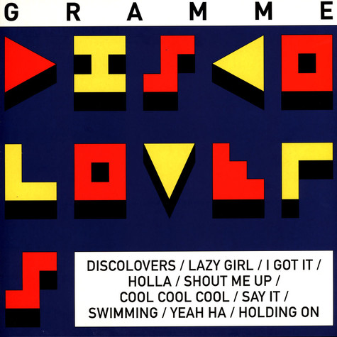 Gramme - Disco Lovers