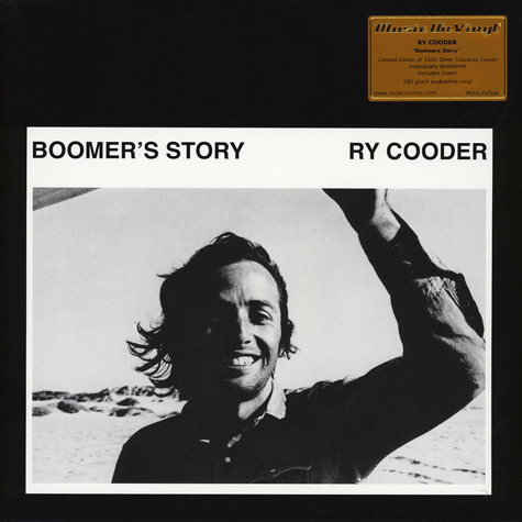 Ry Cooder - Boomer's Story Coloured Vinyl Edition