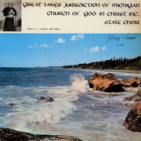 Great Lakes Jurisdiction Of Michigan Church Of God In Christ Inc. State Choir - God's Powerful Works