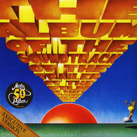 Monty Python - The Album…Of Monty Python And The Holy Grail