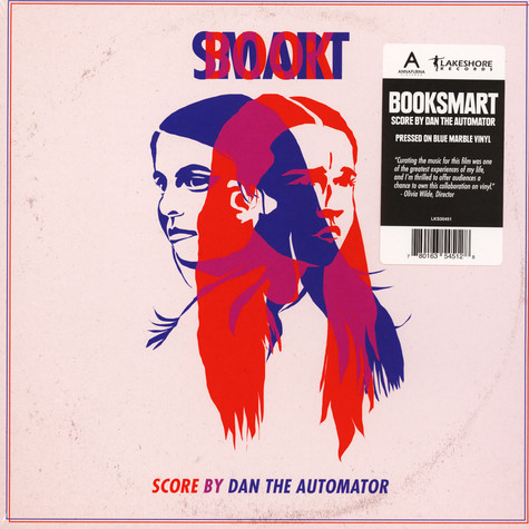 Dan The Automator - OST Booksmart