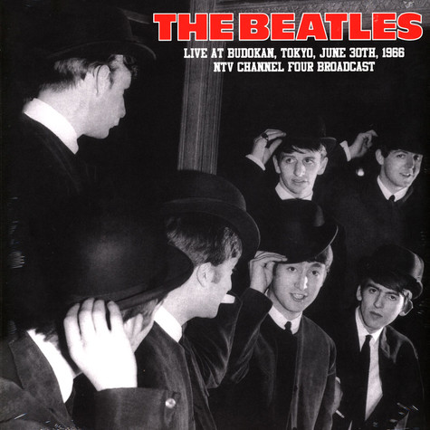 Beatles, The - Live At Budokan Tokyo 1966 Tv Broadcast