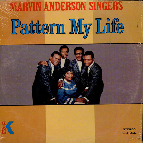 Marvin Anderson Singers - Pattern My Life