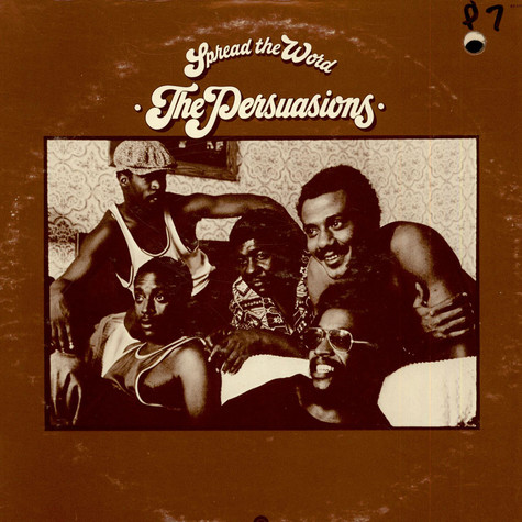 Persuasions, The - Spread The Word
