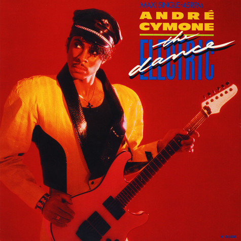 Andre Cymone - The Dance Electric