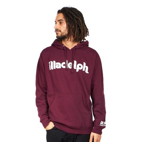Roots, The - Illadelph Hoodie
