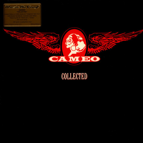 Cameo - Collected Coloured Vinyl Edition