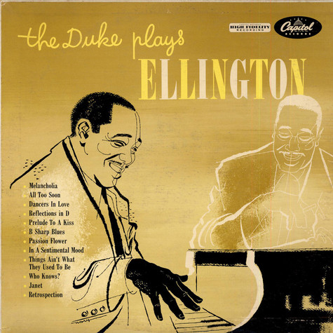 Duke Ellington - The Duke Plays Ellington