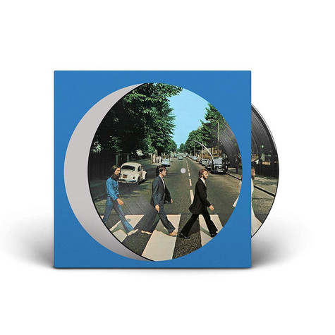 Beatles, The - Abbey Road 50th Anniversary Limited Picture Disc Edition