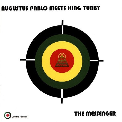 Agustus Pablo Meets King Tubby - The Messenger Colored Vinyl Edition