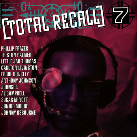 Triston Palmer, Carlton Livingston, Anthony Johnson, Al Campbell, Etc. - Total Recall 7: Jah Thomas Productions