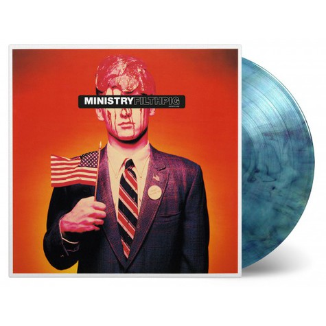 Ministry - Filth Pig Coloured Vinyl Edition
