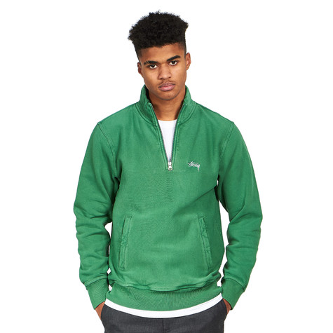 Stüssy - Stock Fleece Mock