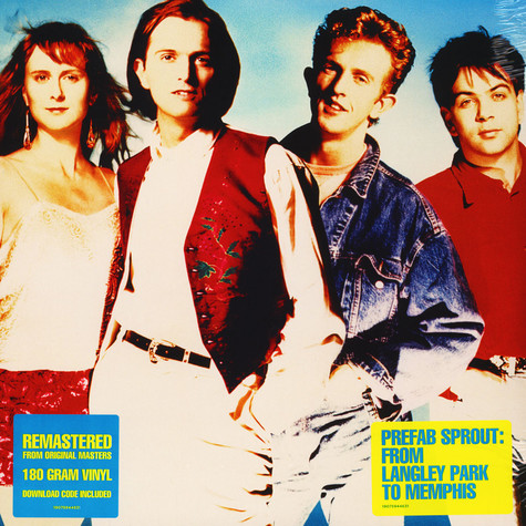 Prefab Sprout - From Langley Park To Memphis Remastered Edition