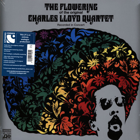 Charles Lloyd Quartet, The - The Flowering