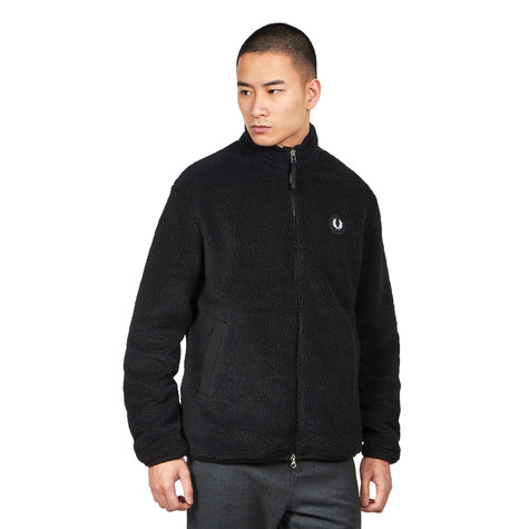 Fred Perry - Borg Zip-Through Fleece Jacket