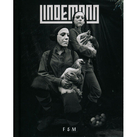 Lindemann - F & M Special Hardcover Book Edition