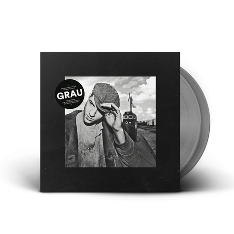 Tua - Grau Grey Vinyl Edition