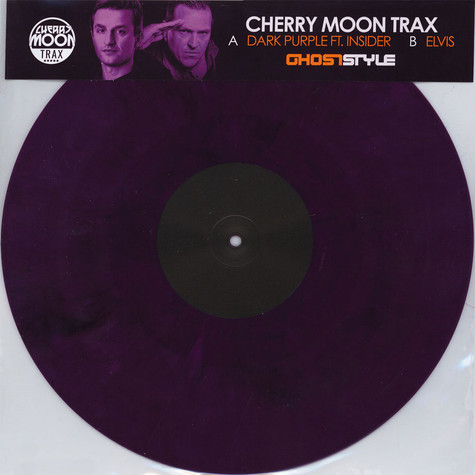 Cherry Moon Trax - Dark Purple Feat. Insider / Elvis Purple Vinyl Edition