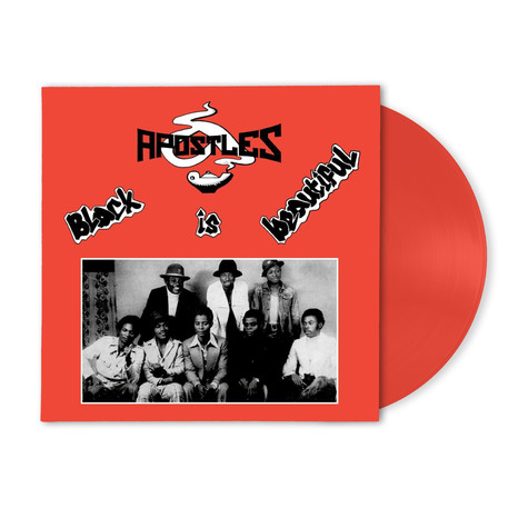 Apostles, The - Black Is Beautiful HHV Exclusive Red Vinyl Edition