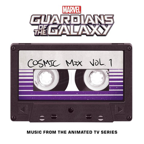 V.A. - Marvel's Guardians Of The Galaxy: Cosmic Mix Volume 1