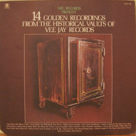 V.A. - 14 Golden Recordings From The Historical Vaults Of Vee Jay Records