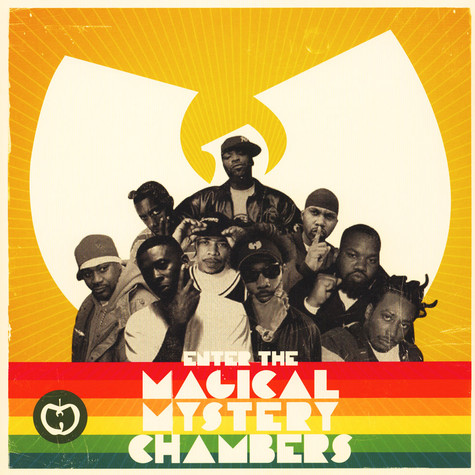 Wu-Tang Vs. The Beatles - Enter The Magical Mystery Chambers Neon Green Vinyl Edition