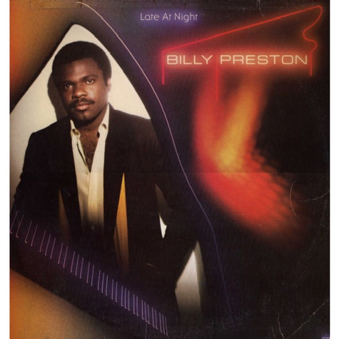 Billy Preston - Late At Night