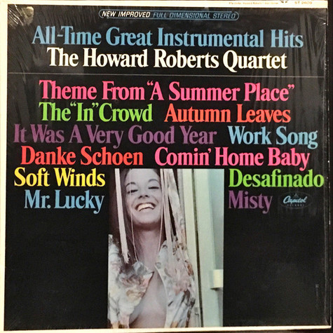 The Howard Roberts Quartet - All-Time Greatest Instrumental Hits