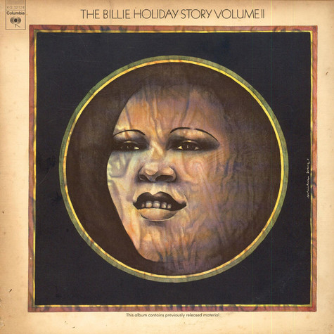 Billie Holiday - The Billie Holiday Story Volume II