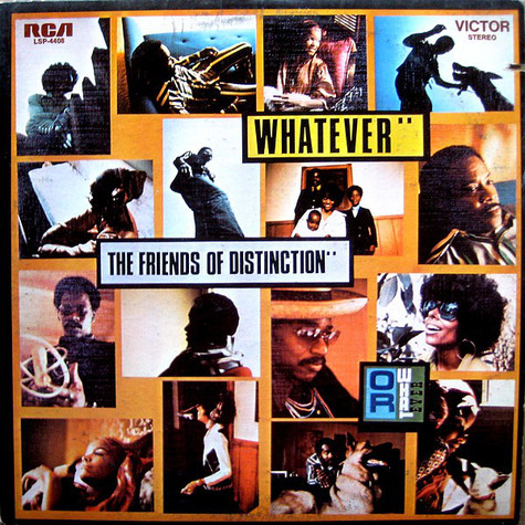 The Friends Of Distinction - Whatever