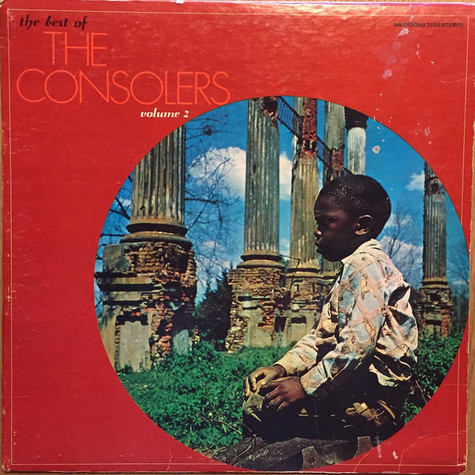 Consolers, The - The Best Of The Consolers Volume 2