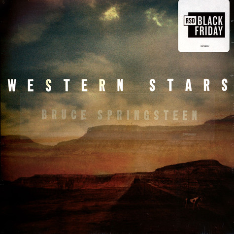 Bruce Springsteen - Western Stars / The Wayfarer Black Friday Record Store Day 2019 Edition