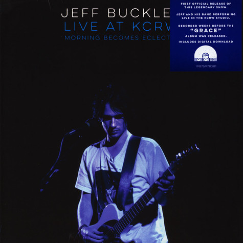 Jeff Buckley - Live On Kcrw: Morning Becomes Eclectic Black Friday Record Store Day 2019 Edition