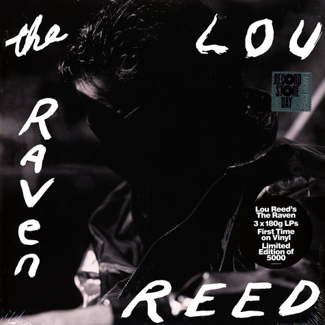 Lou Reed - The Raven Black Friday Record Store Day 2019 Edition